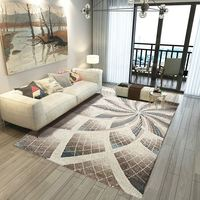 Home accessory Skid resistance Area rugs for living room
