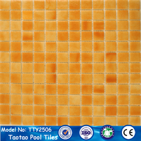 wholesale artists vitreous glass mosaic sheet tiles for sale in canada