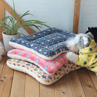 New style hot sale dog bed cat bed Teddy Big small and medium sized colorful dog bed