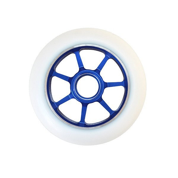 Aluminum Adult Kick Stunt PU Scooters Wheels 110mm