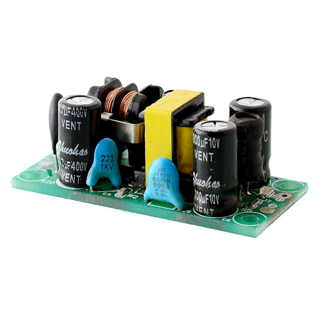 SavvyTec 12v 450ma AC-DC Power Supply Converter Step Down Module adaptor Transformer