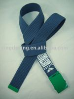 high quality nylon webbing men belts