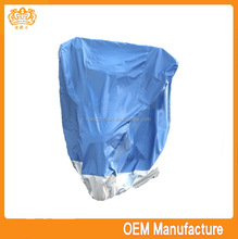 folding motorcycle covered/fabric for motorcycle at factory price and free sample