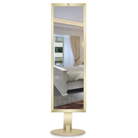 Luxury Home New Arrival Hot Sale 42 Inch Smart Mirror With Touch Screen
