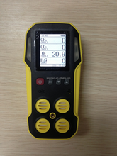 Combustible gas CH4/LEL CO H2S O2, Portable Multi 4 in 1 Gas Detector