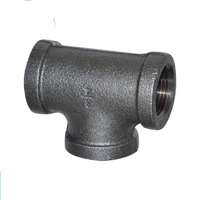 Pipe Fitting Reducing Tee Joint Tube Fittings Joint Compression Tee