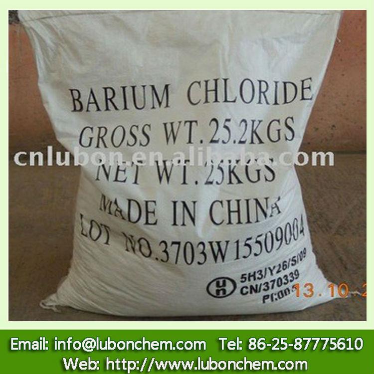 Barium Chloride Dihydrate Chemical Formula Buy Barium Chloride