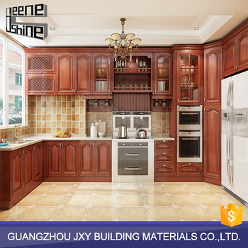 Best sale simple design high quality cheap price solid for Best quality kitchen cabinets for the price