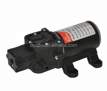 CF-3401 DC 24 Volt Auto Submersible High Pressure Water Pump