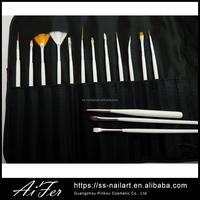 High Quality 20pcs Professional Nail Art Brush Set