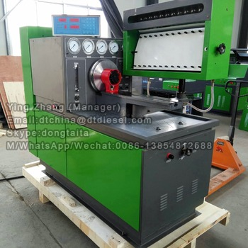 Dongtai 12psb Diesel Fuel Injector Pump Test Bench For Diesel Fuel  Injection Pumps - Buy New Diesel Injection Pump Test Bench,Diesel Injection  Pump