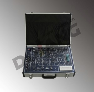 Analog Circuit Experiment Box vocational technical training equipment didactique materiels