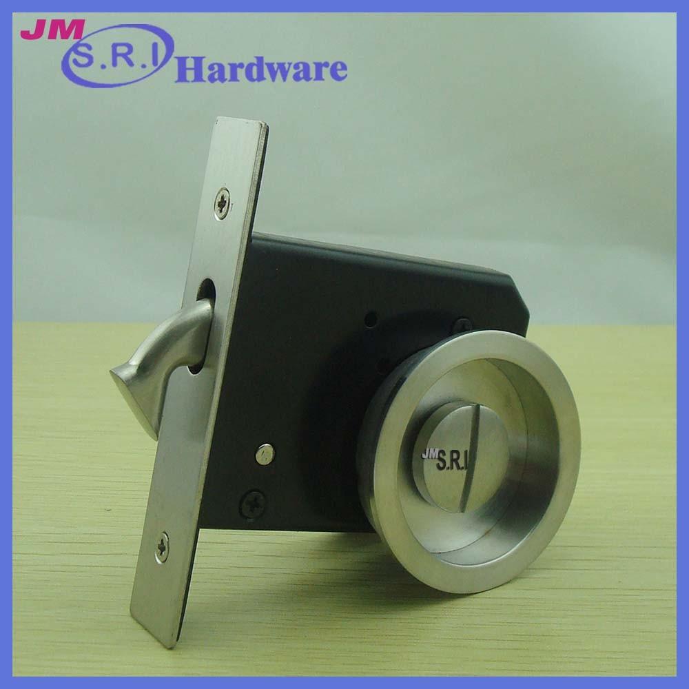 Italian Style Round Shape Door Security Locks For Aluminium Doors