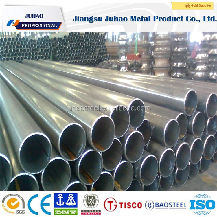 ASTM SUS 201 202 304 316L 310S 2205 welded polished /annealed /embossed stainless steel pipe