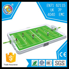 New products 2 in 1table football game 2017