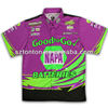 custom team racing shirts