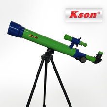"25/83 Magnification green coating 45500 observation 1.77"" powerful astronomical refractor telescope kids"