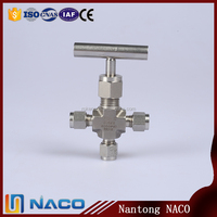Tf Electric Three Way Valve,3/4'' Brass Valve With Electric Actuator Ce And Iso Approved