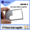 Wholesale 3x 6x Pocket Led Light Credit Card Size Magnifier