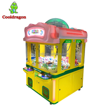 Luxurious Crazy Toy Popular Plush Toys Vending Machine Caw Crane Machines Crane Claw Machine For Dubai Market
