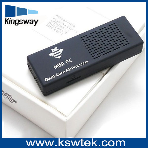 Hot selling quad core mini pc windows xp