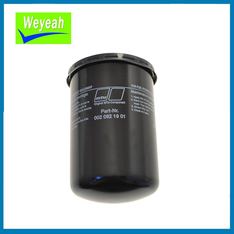 Mtu 0020921901 Fuel Filter - Buy Mtu Filters,Fuel Filter,0020921901 Product  on Alibaba com