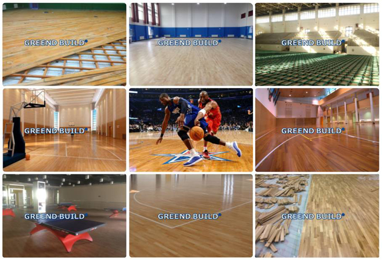 Indoor basketball court wood flooring cost gurus floor for Indoor basketball court cost