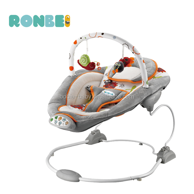 Automatic baby bed cradle electric hanging baby swing high chair