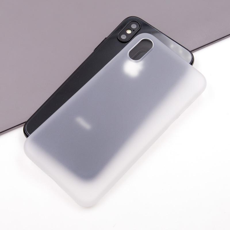 тонкие чехлы для iphone x