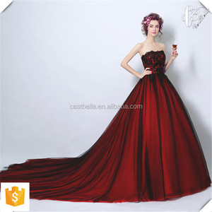 women western style Sexy Long Train Long Tail Evening formal dresses and evening gowns