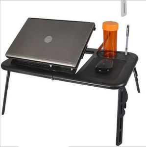 practical cheap lazy on bed mini laptop desk table notebook computer desk