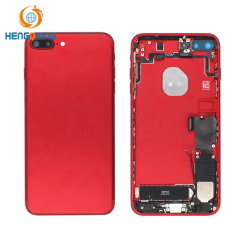 Replacement Back Rear Housing Chassis Cover Frame For iPhone 5 5S SE 6 6S 7 Plus