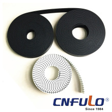Steel Cord Polyurethane Open PU Timing Belt
