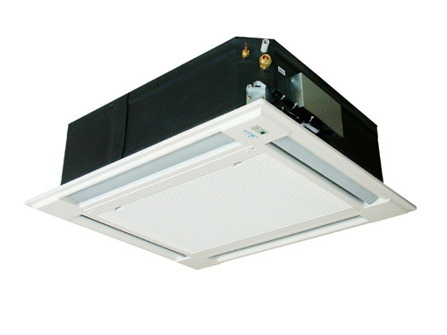 Room Ceiling Mounted Type Ventilation Unit Expose Fan Coil
