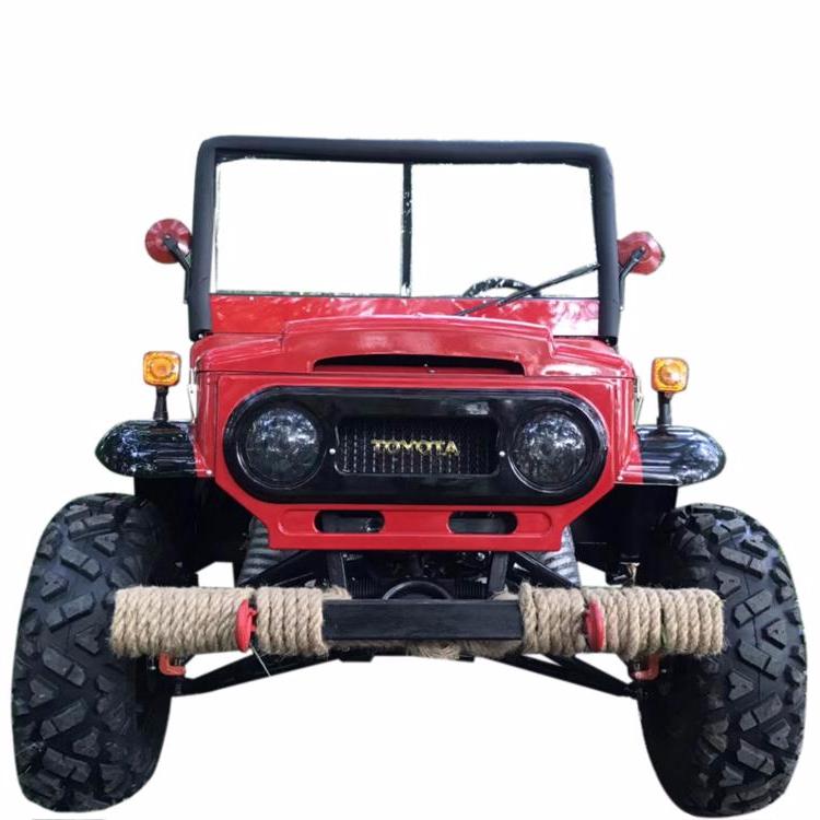 Atv17b 300cc 4wd Atv Utv Side X Buggy Quad Dune Jeep Mini Suv Smart Car W Eec Epa Doors