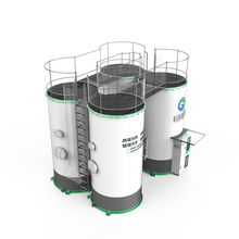New Patented Portable UV Sewage Water Treatment Systems Plant