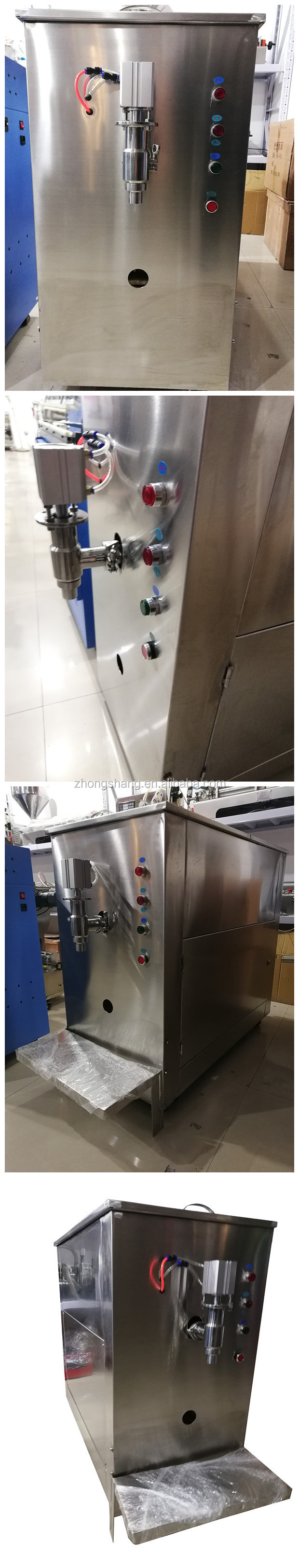 Latest price for model 1000 full automatic blender filling machine for fruit juice and jam