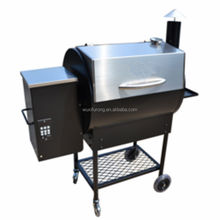 Movable Korean Wood Pellet BBQ