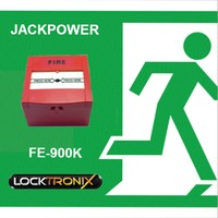 fire alarm FE900K Emergency fire break glass