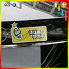 custom oval shape vehicle door magnetic bumper stickers,custom car magnets