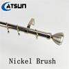 Nickel brush