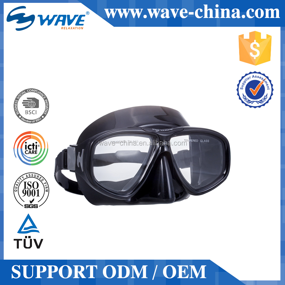 High Quality Professional China Scuba Diving Mask