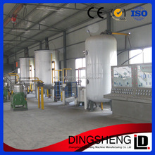 Plant oil extraction machine, oil making machinery