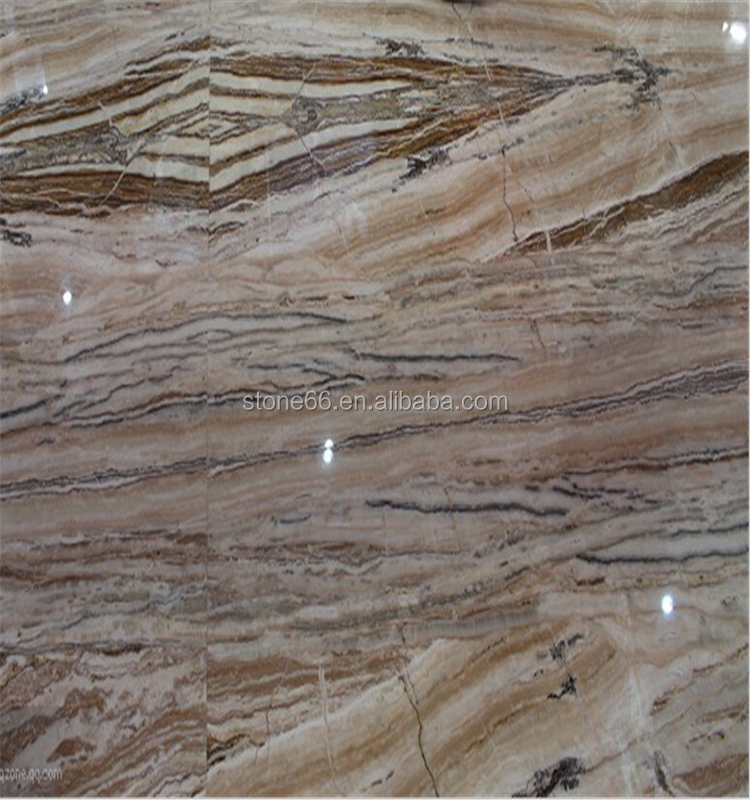 Black Forest Wood Marble Culture Stone Fireplace Suround Tiles
