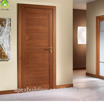 Simple bedroom door designs wooden door buy wooden doors for Simple wooden front door designs