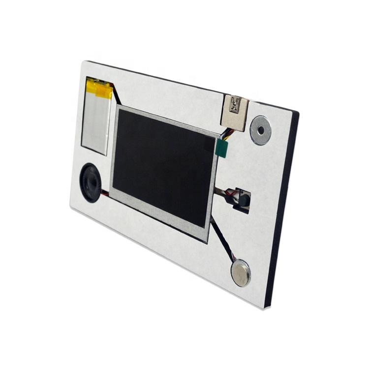 High Quality 4.3 Inch TFT LCD Video Module/video player /mini screen