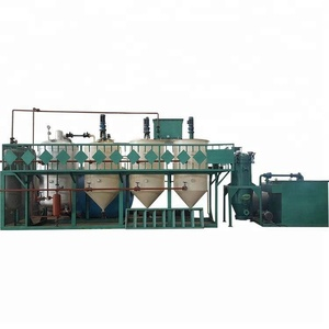 new refined equipment of soybean oil price/refined machine canola oil of sale/sunflower oil refinery equipment