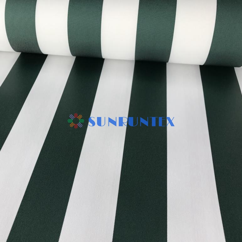 high quality solution dyed acrylic awning fabric