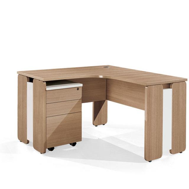 Latest Modern Furniture Table Design L Shaped With Storage Simple Internet  Cafe Desktop Computer Table