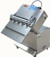 Cheap Price New Condition vertical automatic dry fruit vacuum packing machine  export to Philippines